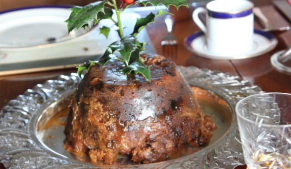 BookChristmasPudding